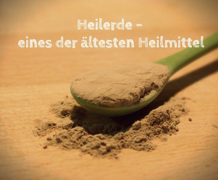 Heilerde - eines der ältesten Heilmittel