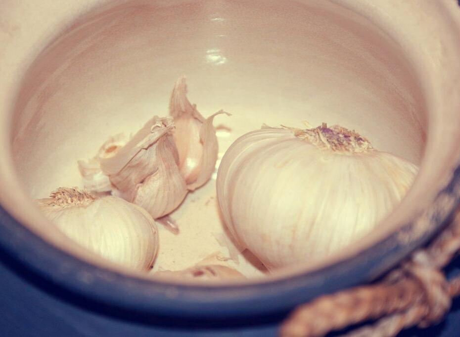 Knoblauch - das beste Lebensmittel um den Darm zu entgiften!
