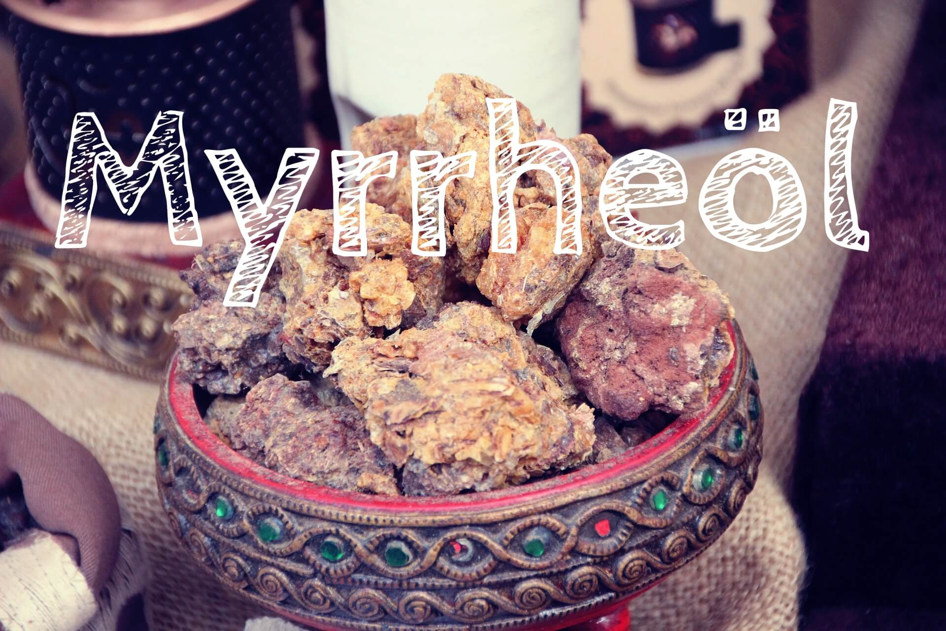 Ätherische Öle – Myrrheöl