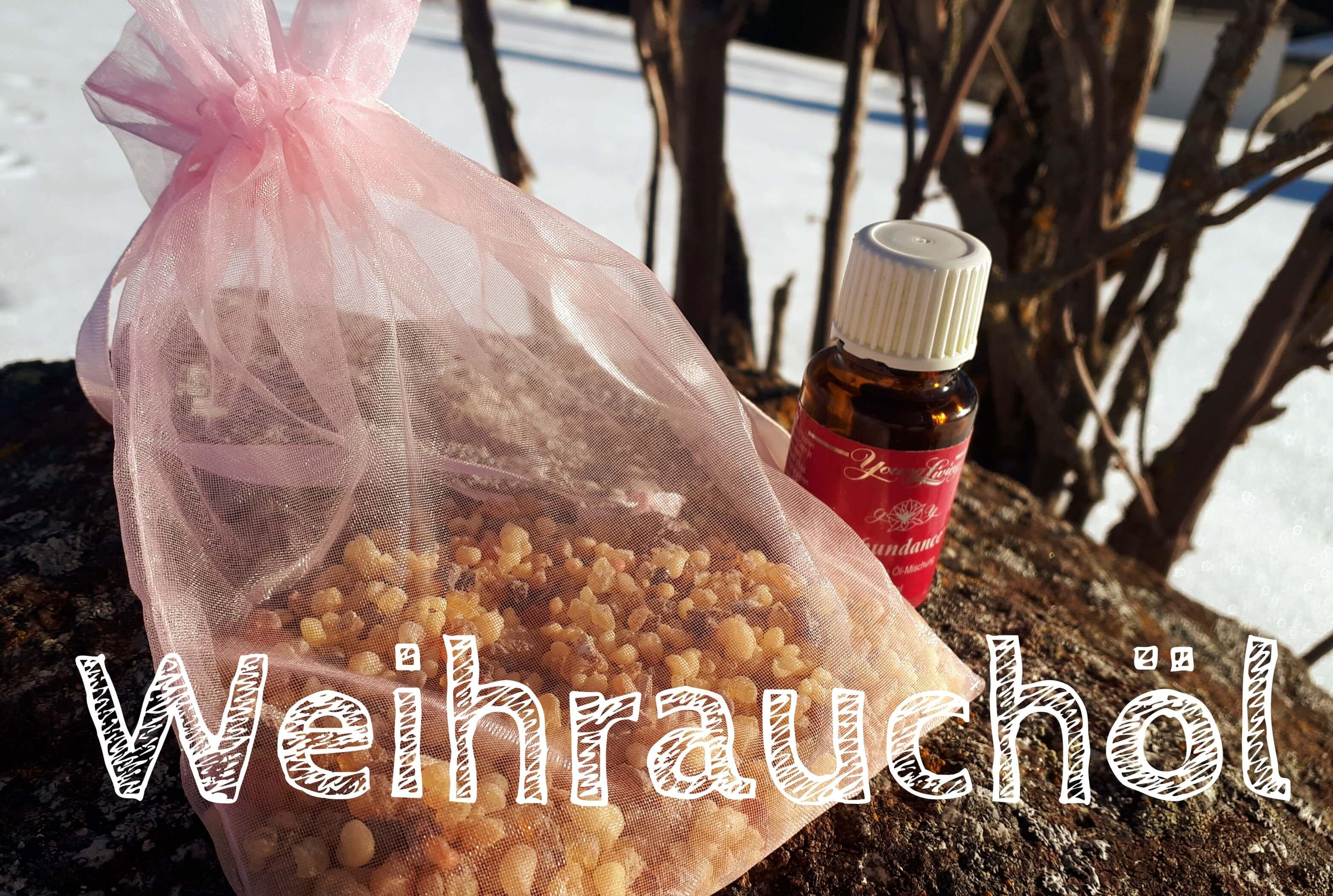 Ätherische Öle – Weihrauchöl