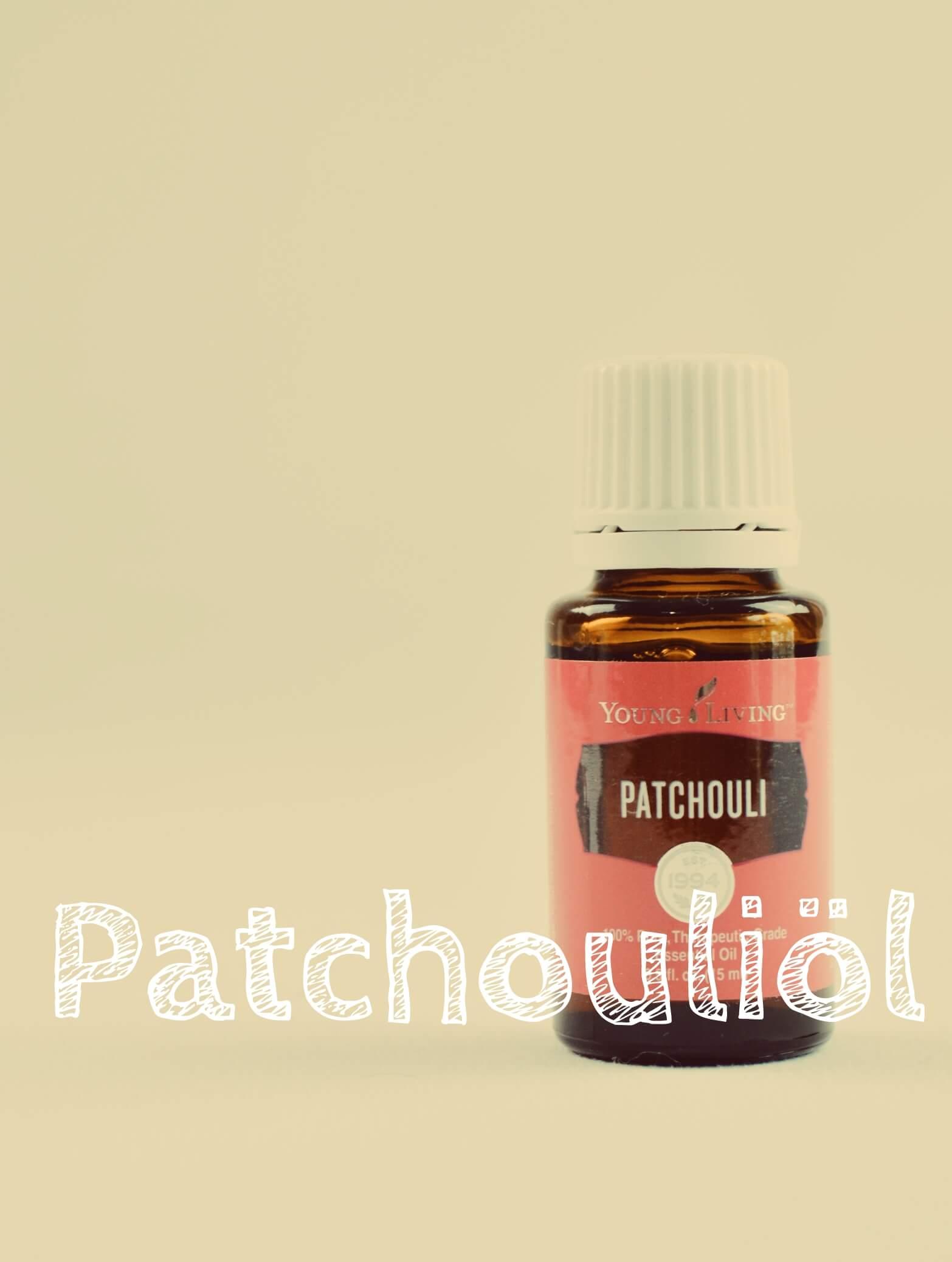 Ätherische Öle – Patchouliöl