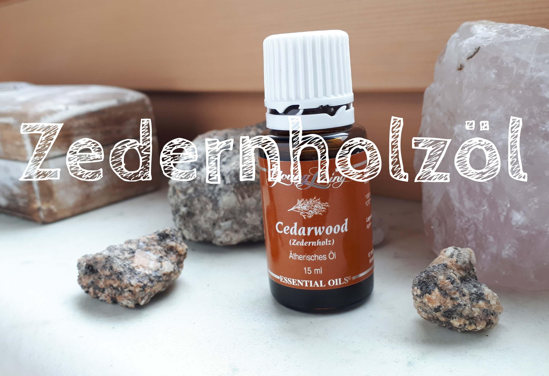 Ätherische Öle – Zedernholzöl