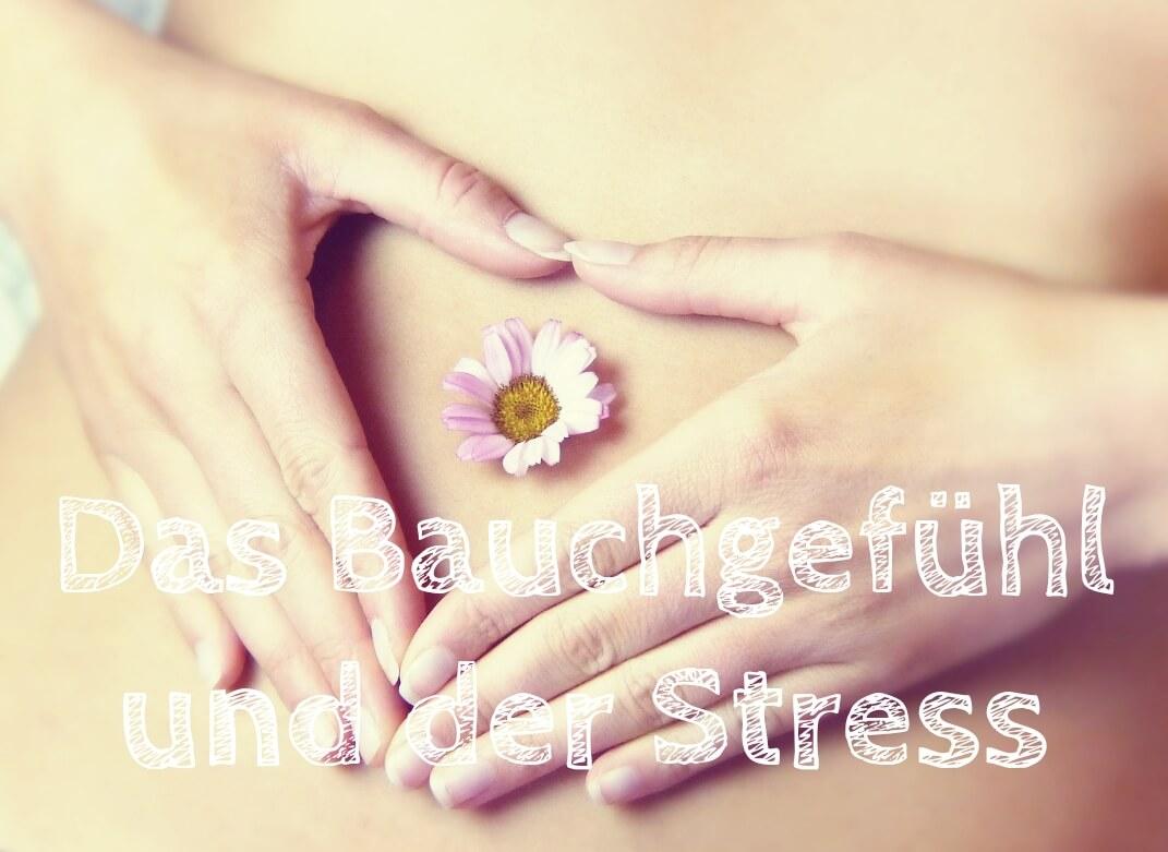 Das Bauchgefühl und der Stress