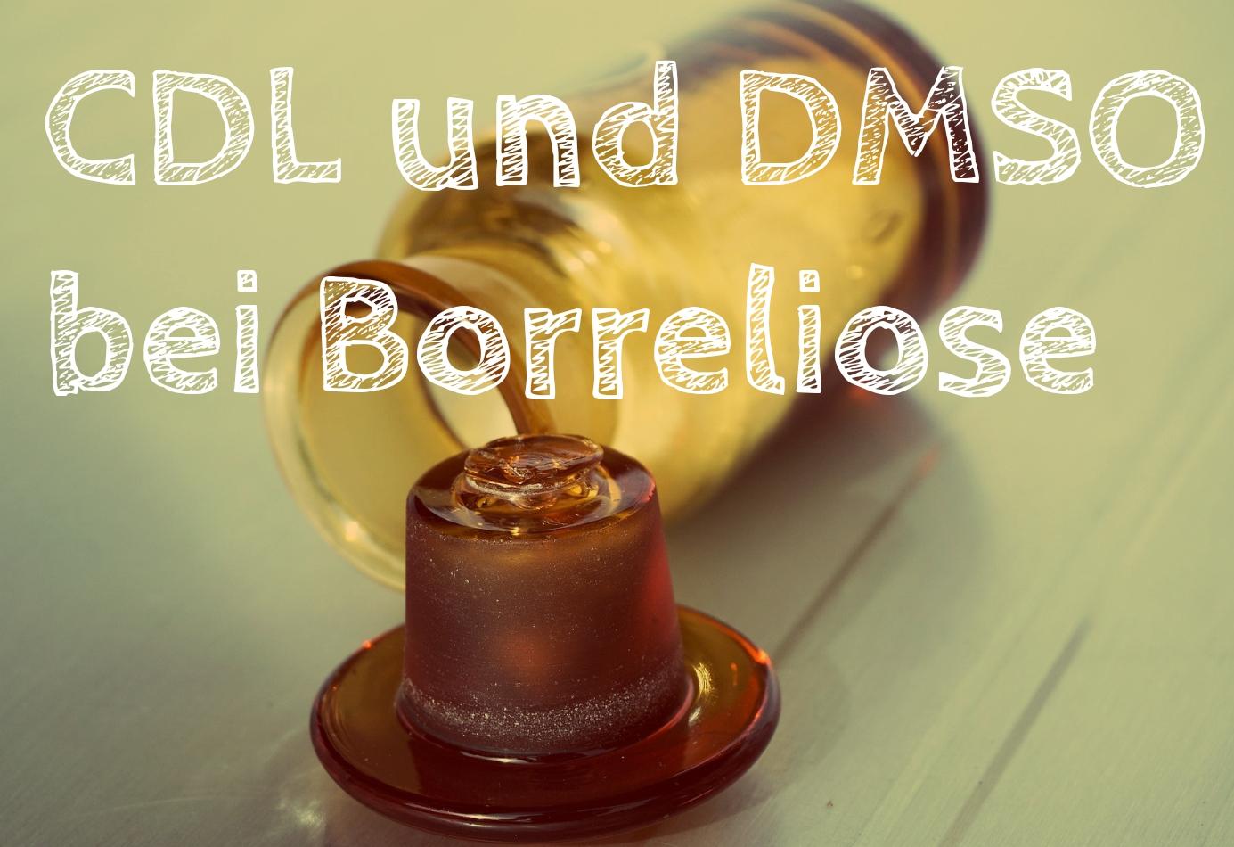 CDL und DMSO bei Borreliose