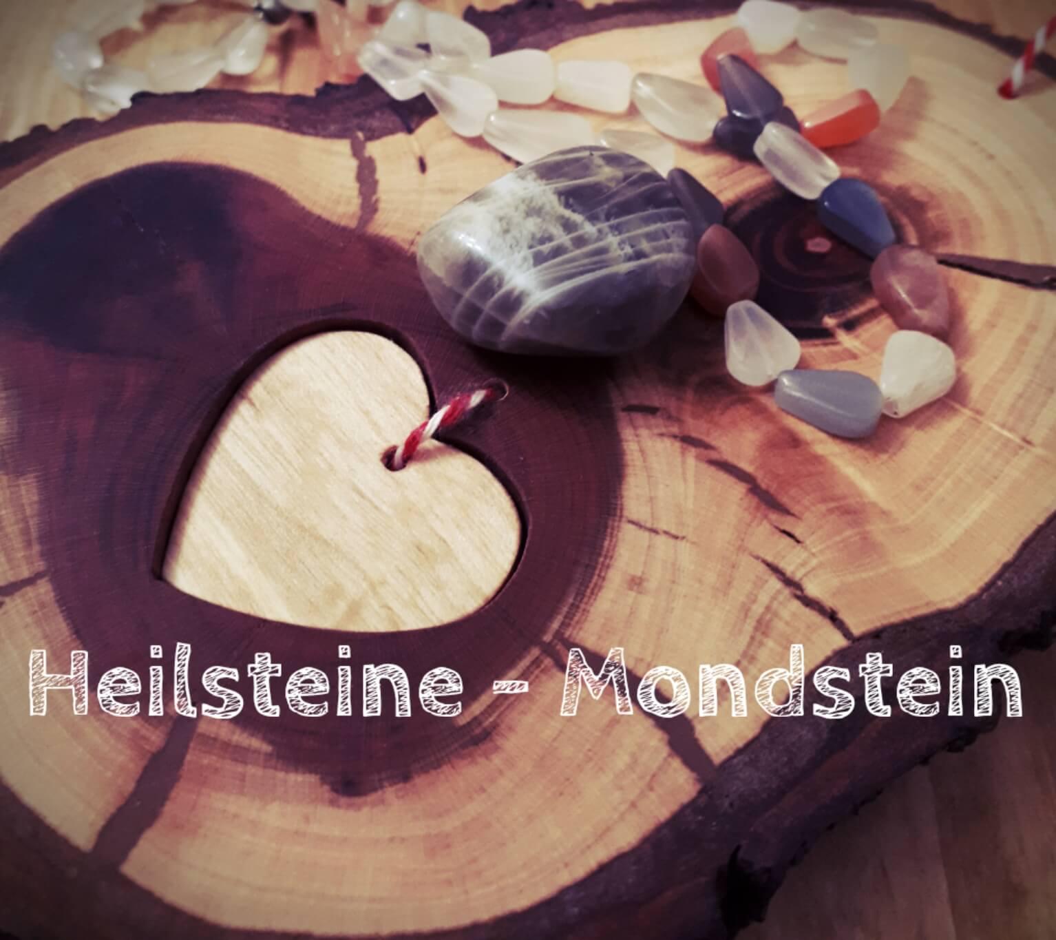 Heilsteine – Mondstein
