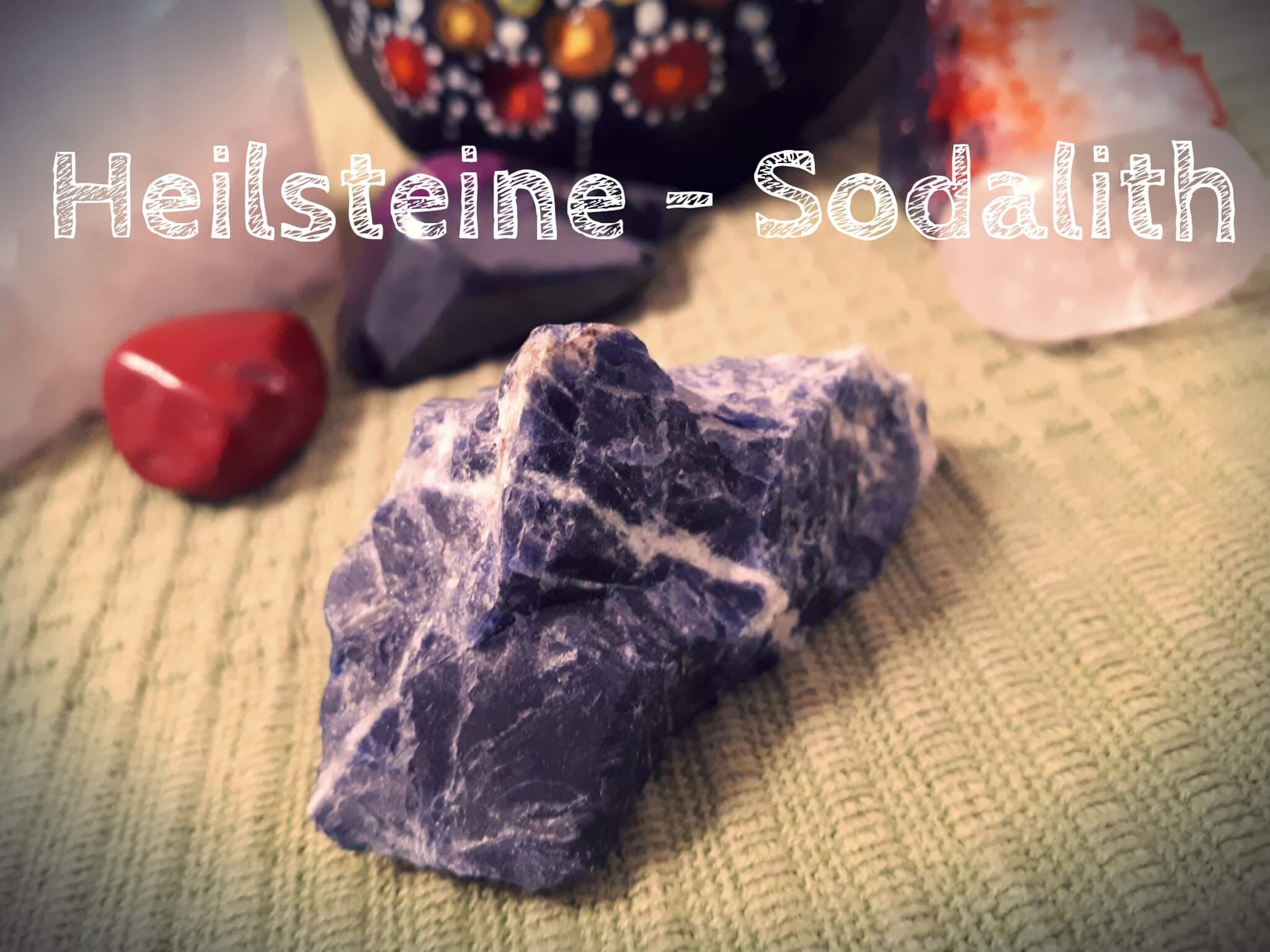 Heilsteine – Sodalith